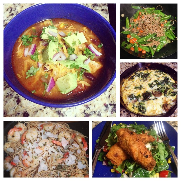 A few recipes I've cooked up